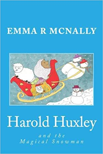 Harold Huxley and the Magical Snowman (The Adventures of Harold Huxley)