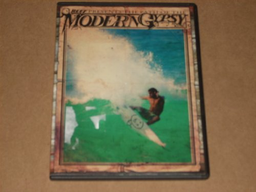 Reef Presents Path Of The Modern Gypsy Surf Film  Dvd  Includes  Tenage Mutant Ninja Groms  Finding The Rhythm  A Fishs Tale  Bottled Up  Shrimp  Perpetuate The Postive  The Gypsy   In Original Slim Clam Shell Case  Undated