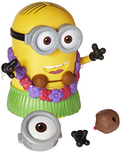 Despicable Me Deluxe Action Figure Build a Minion Hula Dave/Stuart Toy Figure