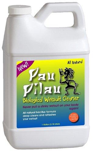 Wetsuit Shampoo - Drainbo PAU Pilau Wet Suit Cleaner, 1-Gallon