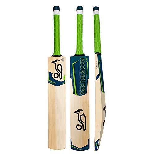 Kookaburra Kahuna 3.0 Cricket Bat, Long - Blade Kookaburra Edge