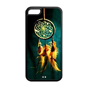 Godstore Beautiful Dream Catcher IPHONE 5C Best Rubber Cover Case