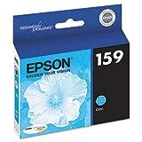 Epson T159220 OEM Ink - (159) Stylus Photo R2000 UltraChrome Hi-Gloss 1 Photo Cyan Ink Cartridge OEM