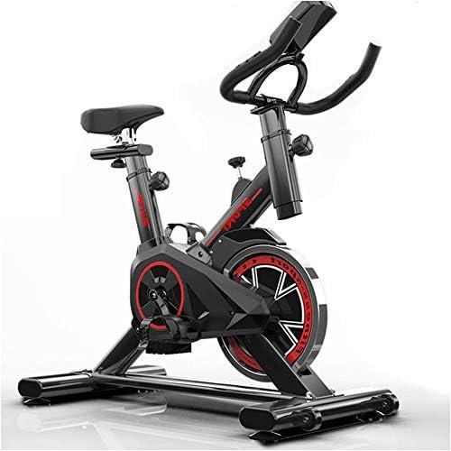 Fitness Fahrrad Bike Heimtrainer Hometrainer Trimmrad Ergometer Digital Monitor