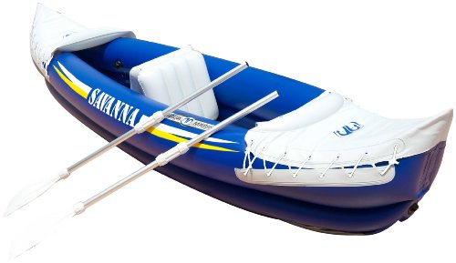 Inflatable Savanna Kayak Canoe