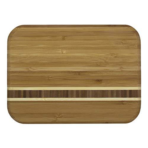 Totally Bamboo 20-1810 Cutting Board, Barbados 9 x 6.5-inch ()