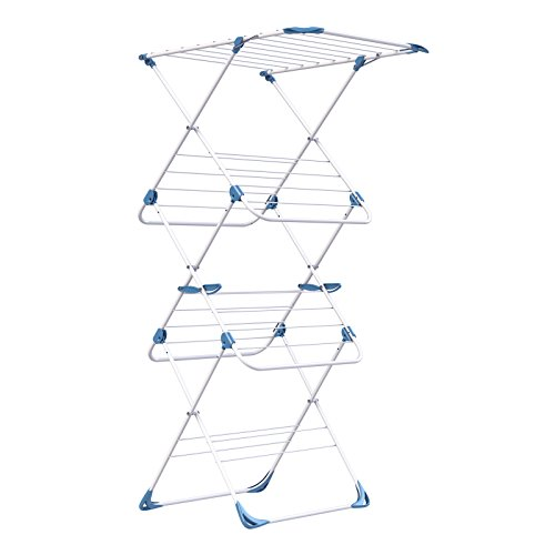 Minky Easy Loader Indoor Drying Rack, 59-Feet Drying Space,