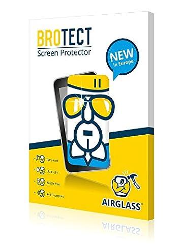 BROTECT AirGlass Glass screen protector for Wiko Goa, Extra-Hard, Ultra-Light, screen guard - Goa Light