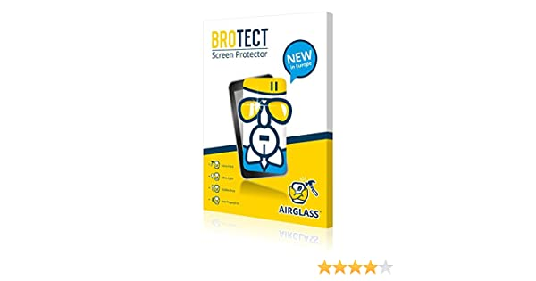 HD-Clear Protection Film 6 brotect 2-Pack Screen Protector compatible with MOQI I7S