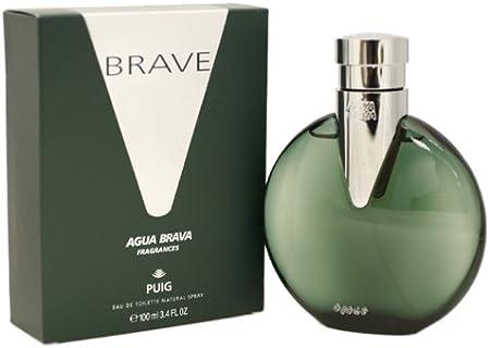 Agua Brava Brave Colonia Eau De Toilette Spray 3 4 Oz 100 Ml Por Antonio Puig Mens Everything Else
