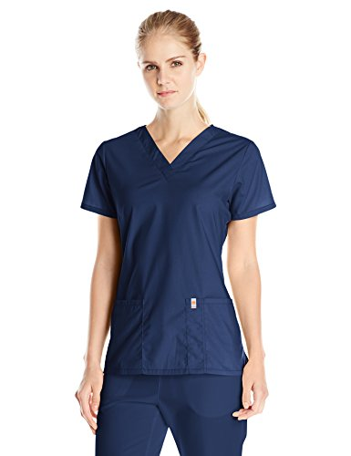 navy blue scrubs for women - 8