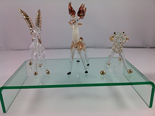 [SUPAK® 3pcs Random/lot Glass Blown Art Hand Dollhouse Miniatures Animal Figurine Decor Handcrafted Handmade Blown] (Gogo Big Hero Six Costume)