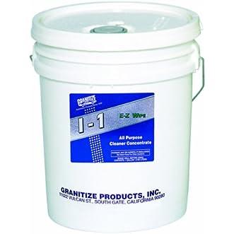 Granitize I-1 Auto E-Z Wipe Carpet and Upholstery Shampoo - Medium Duty - 30 Gallon