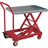Northern Industrial Hydraulic Table Cart – 500-lb. Capacity