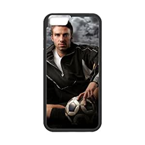 Sports soccer goalie south africa 2010 iPhone 6 6s Plus 5.5 Inch Cell Phone Case Black Gift xxy_9899394