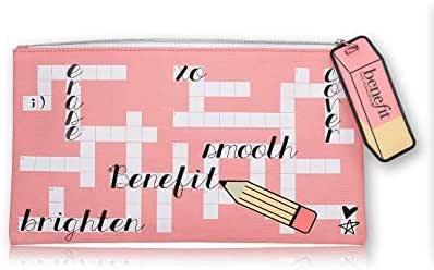 BENEFIT - Bolsa de maquillaje: Amazon.es: Belleza