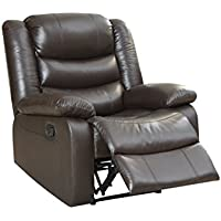 ACME Furniture Acme 59472 Fede Recliner, Espresso, One Size