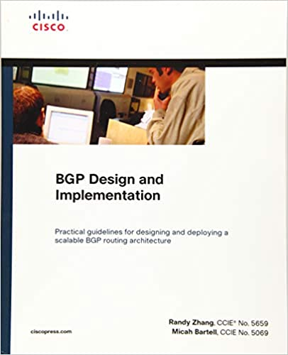 BGP Design and Implementation (paperback) (Fundamentals