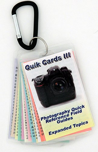 Cheatsheets 3 - Photography Guide - Take Better Photos for use with Pentax, Olympus & Fuji