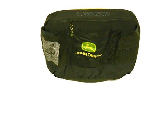"""John Deere Original Lawn Mower or Gator 15"""" Seat Cover (Medium) #LP92324"""