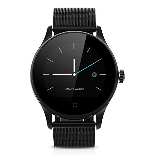 Diggro K88H – Smart Wrist Watch with Heart Rate Monitor Watch Bluetooth...