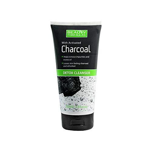 Beauty Formulas. Charcoal Detox Cleanser. 150ml ()