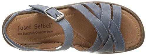 Josef SeibelDebra 23 - Sandalias  Sandalias Mujer Bleu (62 830 Jeans)