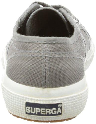 Superga - 2750 Plus Cotu, Scarpe da ginnastica Uomo, Argento (Silber/931 Alluminium), 41