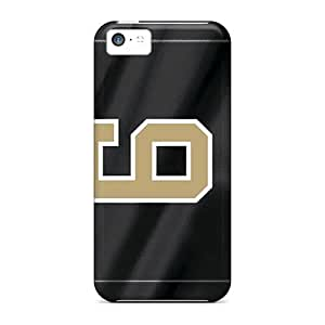 Rosesea Custom Personalized High-quality Durable Protection Cases For Iphone 5c new Orleans Saints