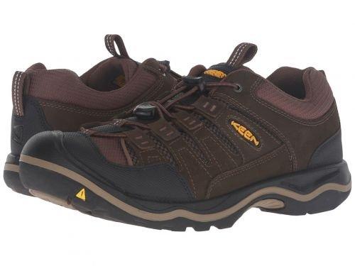 Keen(キーン) メンズ 男性用 シューズ 靴 スニーカー 運動靴 Rialto Traveler - Brown [並行輸入品] B07BLTFCS3