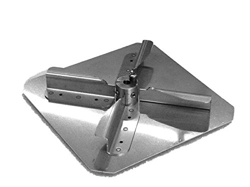 GENUINE OEM JRCO PARTS - 8170 JRCO SPREADER STAINLESS STEEL FAN 4 BLADES (Spreader Parts)