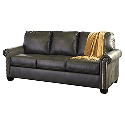 Leather Sleeper Sofa Amazoncom