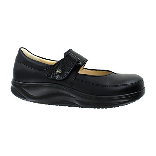 Finn Comfort Women's Nagasaki Fashion Mary Janes, Black, for sale  Delivered anywhere in USA