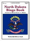 North Dakota Bingo Book: Complete Bingo Game In A Book (Bingo Books)