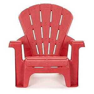Little Tikes Garden Chair (4 Pack), Red