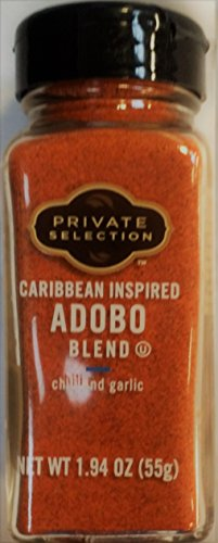 Private Selection Caribbean Inspired Adobo Blend 1.94 oz (Pack of 2) by Private Selection