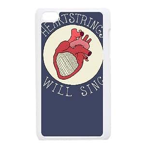 iPod Touch 4 Case White HEARTSTRINGS JNR2021171