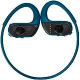Sony 4 GB Walkman Sports MP3 Player, Waterproof and Dustproof, Blue - Retail Packaging