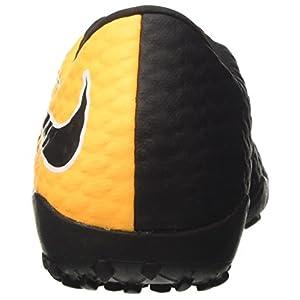 NIKE Men's Hypervenom Phelon III TF Turf Soccer Shoes (SZ. 9.5) Laser Orange