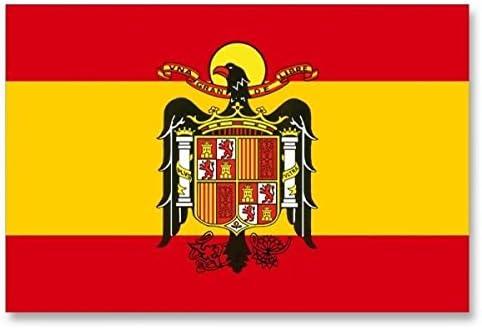 Martinez Albainox Bandera España con Aguila 100% Poliester 138x98 ...