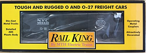 - Rail King New York Central Hopper Car O/O27 Gauge #904420 Prod# 30-7513
