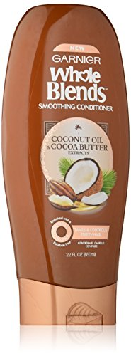 Garnier Whole Blends Conditioner with Coconut Oil & Cocoa Bu
