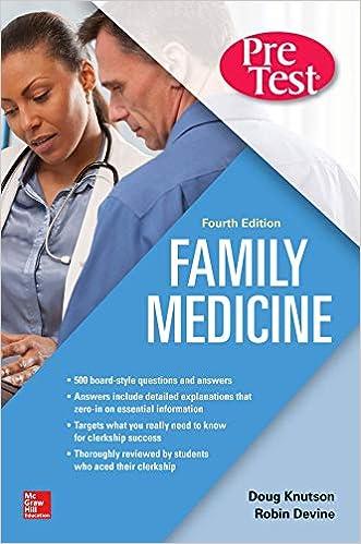 Family medicine 4th pdf pretest edition