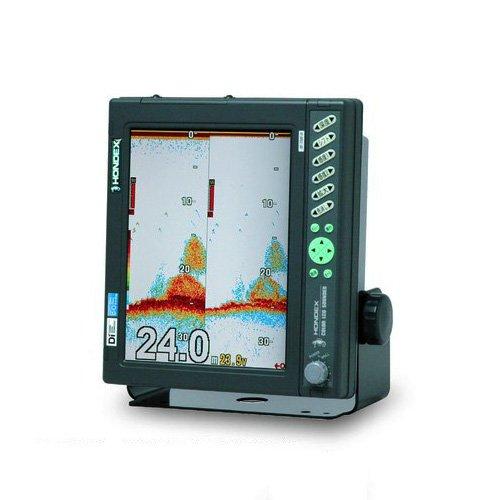 HONDEX(ホンデックス)10.4型カラー液晶魚探 HE-7300-Di-Bo 3kw 40/75kHz   B00EV1EV7C