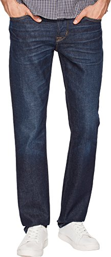 Hudson Jeans Men's Blake Slim Straight Jeans, Extension, 34