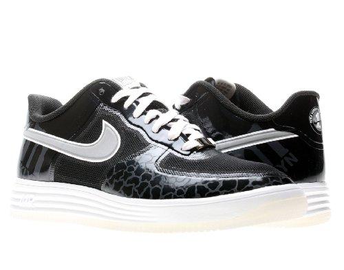 Nike Lunar Air Force 1 Fuse City Mens Basketball Shoes 577666-002 Black 9.5 M US