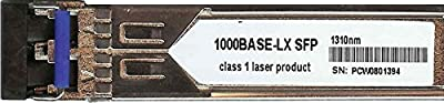 Brocade Compatible E1MG-LX-OM-T - 1000BASE-LX SFP Transceiver