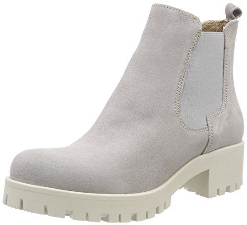 Tamaris WoMen 25435 Chelsea Boots Grey (Lt. Grey Suede 231)