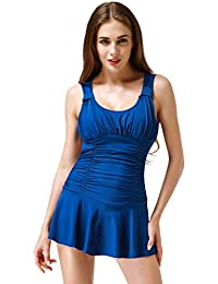 Amazon.com: Swim Dress - One-Pieces / Swimsuits & Cover