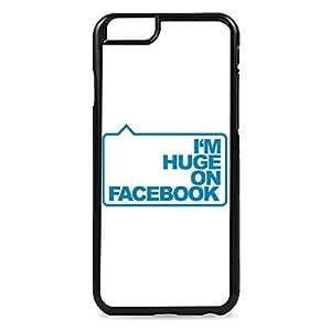 I'm Huge on Facebook Snap-on Hard Back Case Cover For LG G3